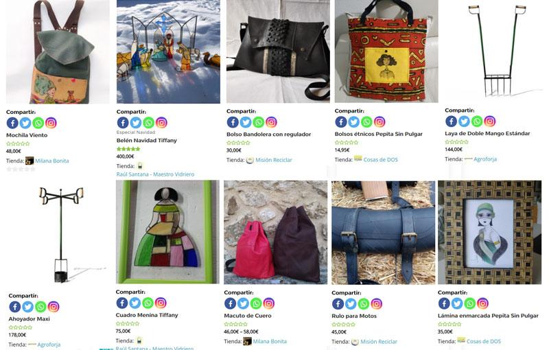 Mercado Virtual de Artesanos