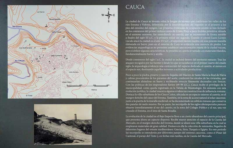 visita virtual de la exposición IMÁGENES DE LA ANTIGUEDAD - Retorno a la arquitectura romana en Segovia-